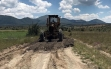 Arazi Yollarında Bakım Onarım Çalışmaları Yapılıyor Haberi
